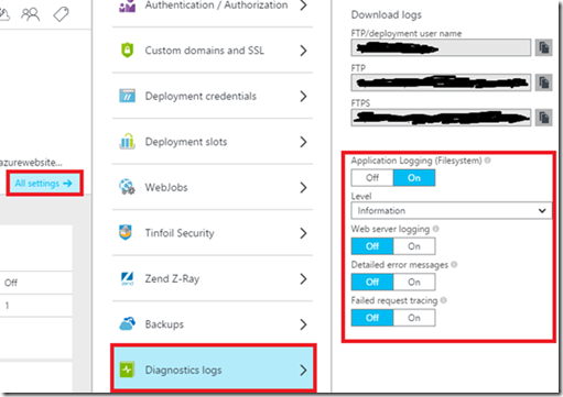 How to troubleshoot Azure Web Apps
