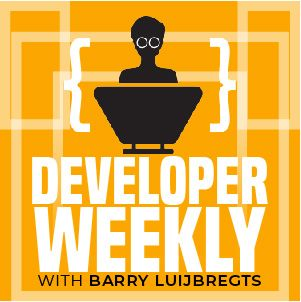 Developer Weekly podcast logo